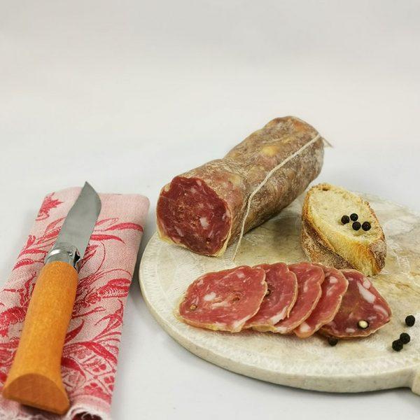 Sopressata Stagionata - Salami vom Schwein