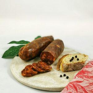 Salsciccia Stagionata Nero - Salami vom Schwein